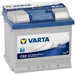 VARTA 12V 52Ah 470A