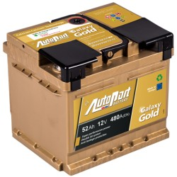 Autopart Galaxy Gold 52Ah