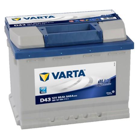 Akumulator VARTA 12V 60Ah 540A