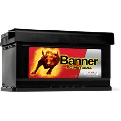 Banner  Power Bull 12V  80Ah 700A