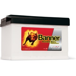 Banner Power Bull PROFESSIONAL 12V  77Ah 680A