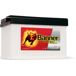 Banner  Power Bull PROFESSIONAL 12V  84Ah 720A