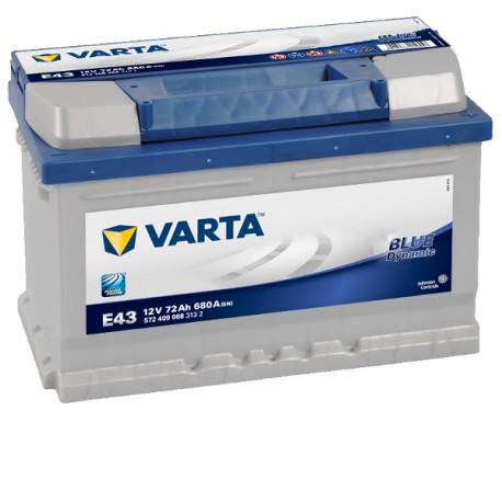 Akumulator VARTA 72Ah 680A