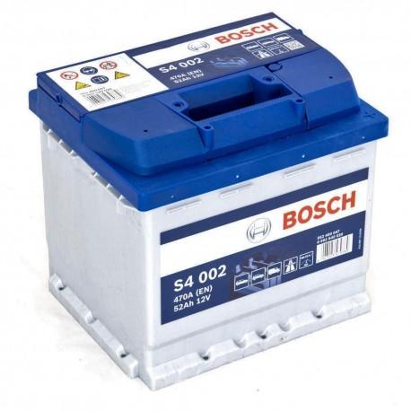 Bosch S4 52Ah 470A