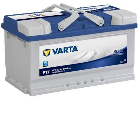 Akumulator VARTA 80 Ah 740A