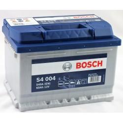 Bosch S4 60Ah 540A