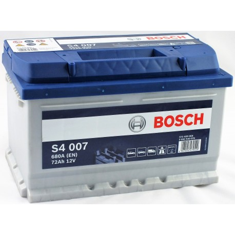 Bosch S4 72Ah 680A