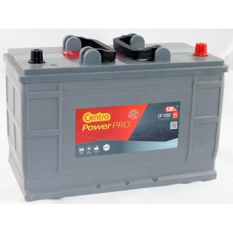 CENTRA Power PRO 120Ah 870A