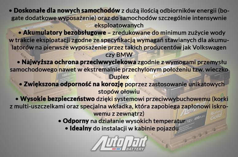 Autopart - opis